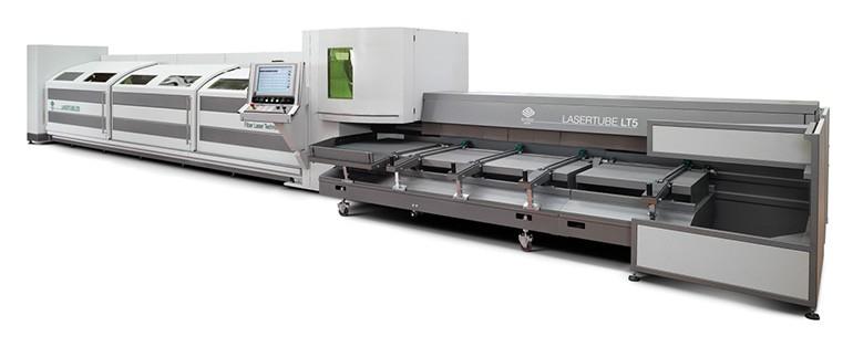Cevni laser Lasertube LT5