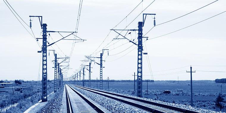 Oprema za elektrifikacijo železnic