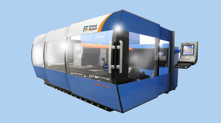 Ploskovni laser Primo Power 1530
