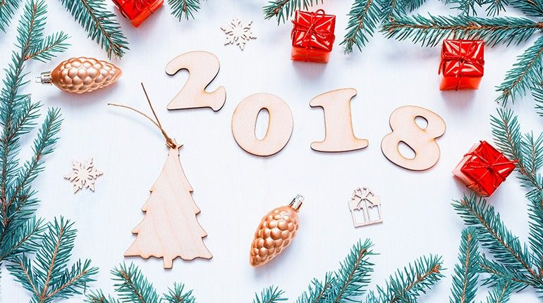 Srečno 2018