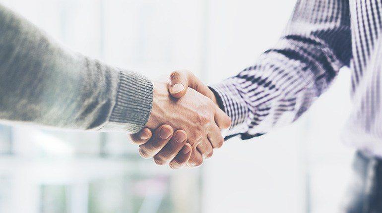 Voščilo poslovnim partnerjem
