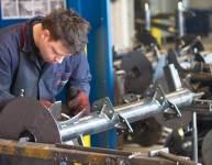 Izdelava kovinske konstrukcije (7)