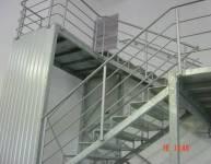 Jeklene stopnice (3)