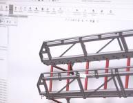 Konstruiranje kovinske konstrukcije (2)