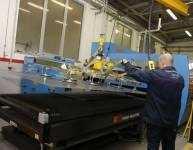 Naprava za laserski razrez (2)