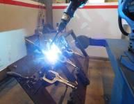 Proces robotskega varjenja (2)