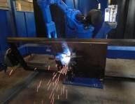 Proces robotskega varjenja (5)