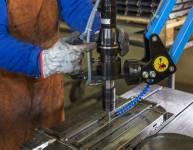 Teknomasyon - stroj za vrezovanje navojev (3)