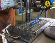 Teknomasyon - stroj za vrezovanje navojev (4)