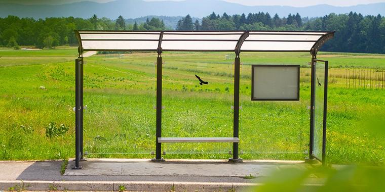 Avtobusne postaje