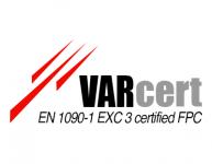 Certifikat za varjenje (2)