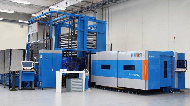 Ploskovni laser PLATINO FIBER EVO