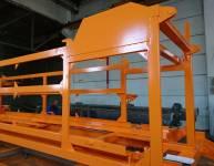 Doppstadt - kovinska konstrukcija (2)