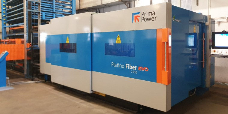 Prima Power Fiber EVO 1530