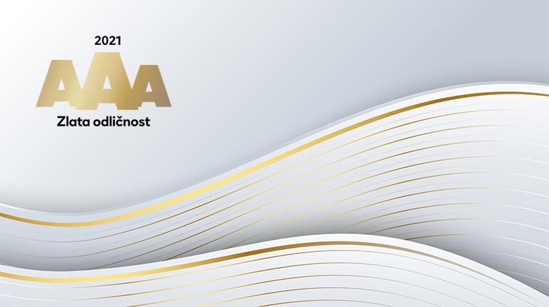 Zlata boniteta odličnosti (2021)